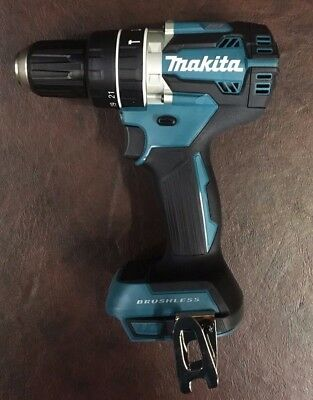 """Makita XPH12Z 18V LXT Lithium-Ion Brushless 1/2"""" Hammer Driver-Drill New!!!"""