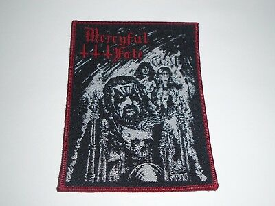 Mercyful Fate Woven Patch