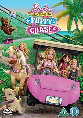 Barbie And Her Sisters In A Puppy Chase [DVD] - DVD  XIVG The Cheap Fast Free