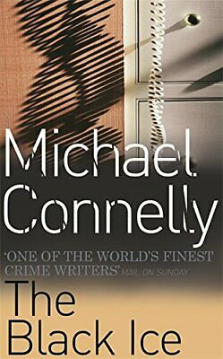 The Black Ice (Harry Bosch Series) by Connelly, Michael Book The Cheap Fast Free