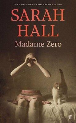 Madame Zero by Hall, Sarah Book The Cheap Fast Free Post