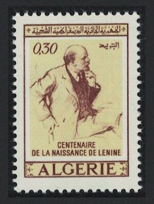 Algeria Birth Centenary of Lenin 1v SG#566
