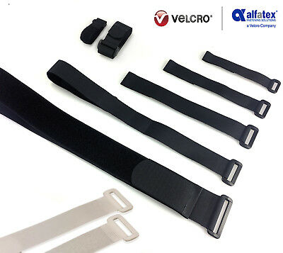 Alfatex by Velcro Brand strapping Cable Ties with buckle Band luggage Strap