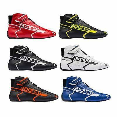 Sparco Motorsport Formula RB-8.1 FIA Approved Leather Race Boots