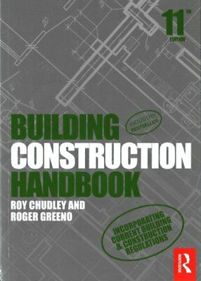 Building Construction Handbook by Roy Chudley 9781138907096 (Paperback, 2016)