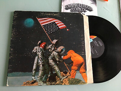 LP USA 1970 Canned Heat ‎– Future Blues Label: Liberty ‎– LST-11002 Format: Vi