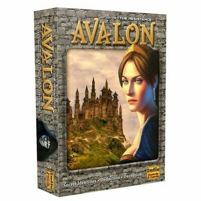 The Resistance: Avalon- NEW Board Game - AUS Stock
