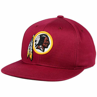 1e7da8a4b0a Washington Redskins NFL Youth Basic Snapback Flat Bill Cap Hat Team Kids  8-20 DC