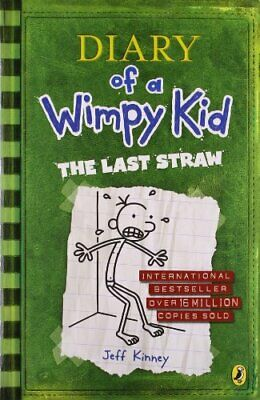 The Last Straw (Diary of a Wimpy Kid book 3) by Kinney, Jeff Book The Cheap Fast