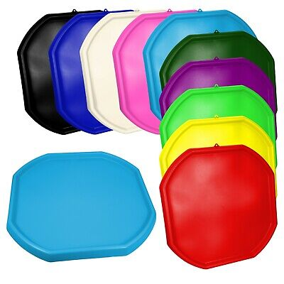 Large Plastic Builder Colour MIXING TRAY Cement Mortar Sand Plastering Tuff Spot