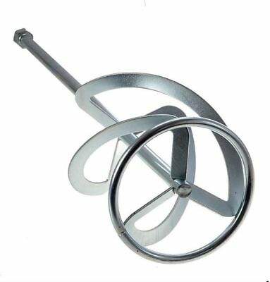 Vitrex Mixing Paddle 140mm Plaster Mixer Stirrer Whisk M14 Thread Paint/Fillers