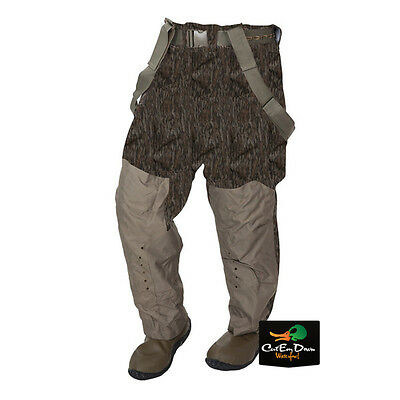 New Banded Gear Redzone Breathable Insulated Waist Waders Bottomland Camo 12