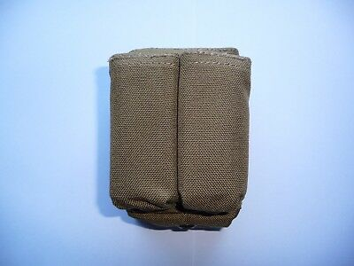 Eagle Industries 1x2 5.56 M4/16 x .45 1911 Magazine Pouch Coyote Brown BRAND NEW