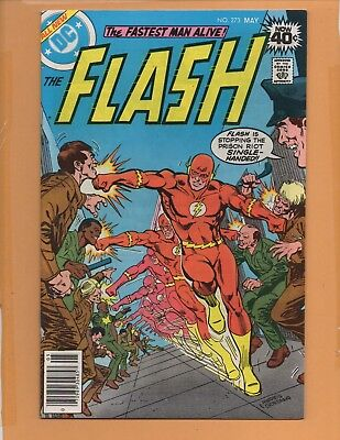 Flash #273 May 1979 VF+ to VF/NM