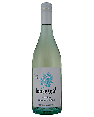 Loose Leaf 2016 Semillon Sauvignon Blanc case of 12 Dry White Wine 750ml