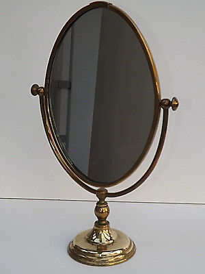 Victorian Style Shaving/Make Up Mirror