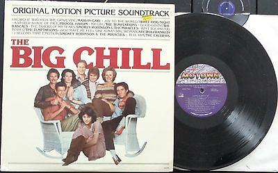 KLP127 - OST - The Big Chill (6062ML) US LP, motown 1983