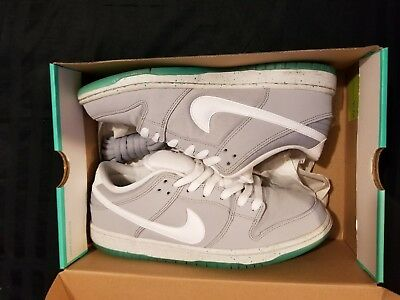 1b0aa3d1a NIKE SB DUNK Low Marty McFly Air Mag Back to the Future Size 10.5 ...