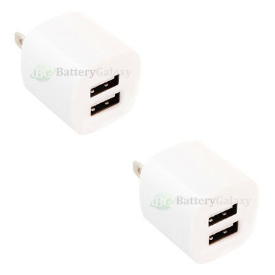 2X Fast Dual 2 Port Rapid Wall Charger for Nintendo 3D / 3DS / DS / Dsi /Lite/XL
