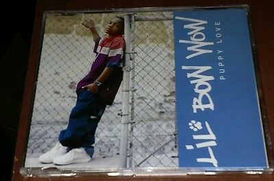 Puppy Love [Single] by Lil' Bow Wow (CD, Nov-2001, Sony Music Distribution...