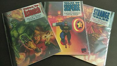 Tales To Astonish/Tales of Suspense/Strange Tales (Feat. The Avengers)1994