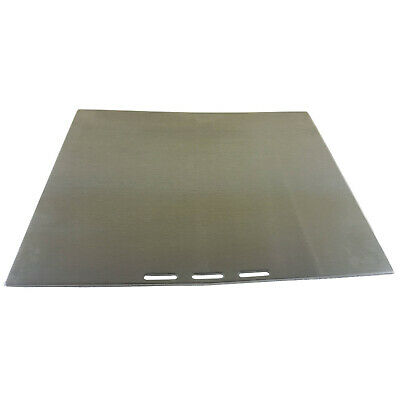 New BeefEater  400mm x 480mm Stainless Steel Plate - 94395