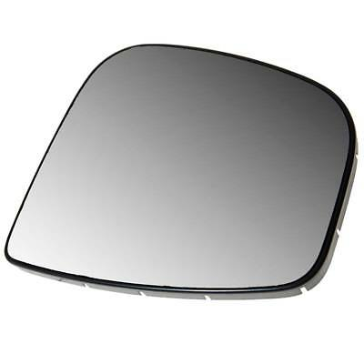 PEUGEOT 208 2012-2018 WING MIRROR GLASS CONVEX  HEATED RIGHT SIDE CLIP ON