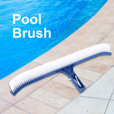 45cm Swimming Pool Brush Bathtub Fish Tank Cleaning Accessories Cleaner Tool HG