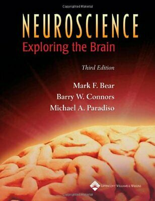 Neuroscience: Exploring the Brain (**) by Paradiso, Michael A. 0781760038 The