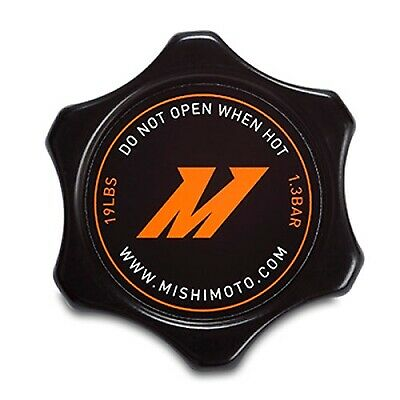 Mishimoto High-Pressure 1.3 Bar (19 psi) Radiator Cap Small - MMRC-13-SM