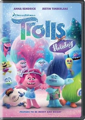 Trolls Holiday [New DVD]