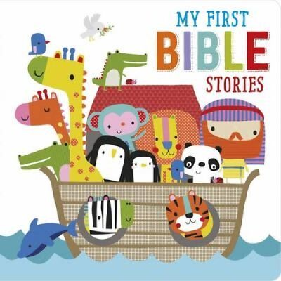 My First Bible Stories by Authentic Lifestyle (Board book, 2016)