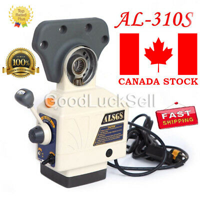 ALSGS Power Feed for Vertical Milling Machine 110V X Y Axis AL-310SX In Canada!