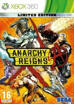 Anarchy Reigns: Limited Edition (Xbox 360) - Game  5KVG The Cheap Fast Free Post