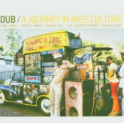 Various Artists - Dub - A Journey in Bass Culture - Various Artists CD BIVG The
