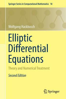 Elliptic Differential Equations - Wolfgang Hackbusch - 9783662549605 PORTOFREI
