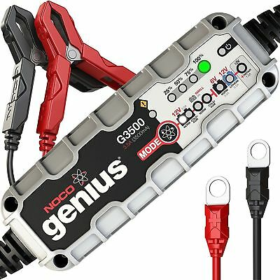BMW F 800 ST Canbus NOCO GENIUS BATTERY CHARGER G3500UK 6/12V 3.5A