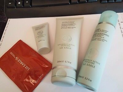 Job lot of Liz Earle Cleanse & Polish 3 diff sizes, brand new, Ideal Christmas