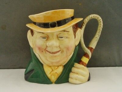 Beswick Charles Dickens Large Character Jug - Tony Weller 281
