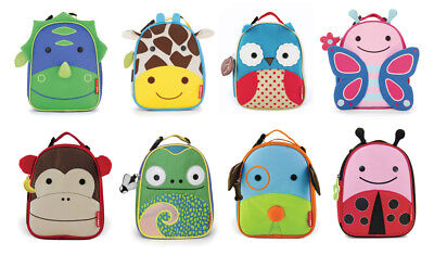 Skip Hop Zoo Lunchie NWT Lunch Bag Lunchbox Lunch Box