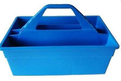 Large ROYAL BLUE Grooming Tote Max ToteMax Organizer by Fortiflex NEW Horse Gift