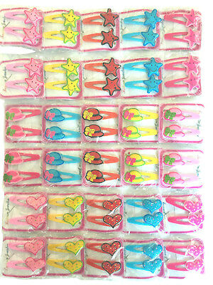 Wholesale Mixed Cartoon Styles Baby Kids Girls HairPin Hair Clips Jewelry 30pics