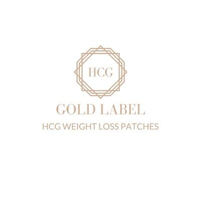 HCG Homeopathic Weight Loss Patches 100% Natural - 24 Patches - 2 Months Supply
