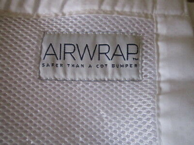 Air Wrap for cot