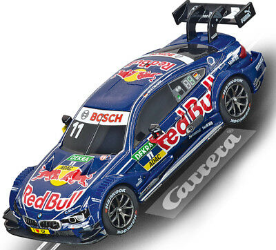 Carrera 64089 GO!!! BMW M4 DTM Red Bull 1/43 Scale slot car