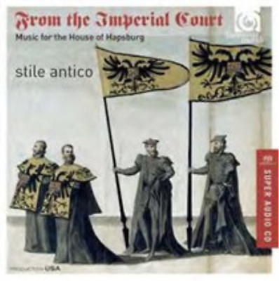 From the Imperial Court  CD NEW