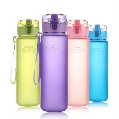 BPA Free Leak Proof Sports Water Bottle High Quality Tour Hiking For Kids Adult