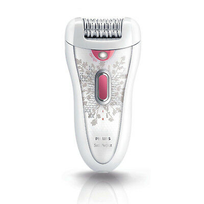 Philips HP6574/50 Satin Perfect Cordless Hypo Allergenic Epilator w/o Retail BOX