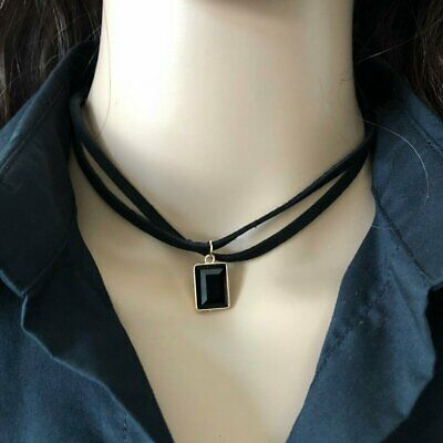 20c5cf1b040ec NWT FREE PEOPLE Jayden Layered Choker Necklace - Turquoise Silver ...