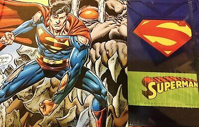 DC Comics™ OMNIBUS Life Death Return Superman EXCLUSIVE EDITION Combo Collection